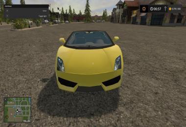 Lamborghini Gallardo v1.0