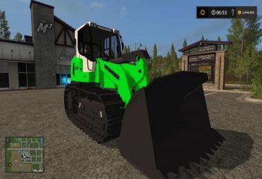 Liebherr 634 reskin v1.0
