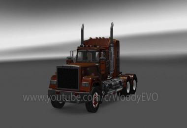 Mack Superliner + Black Interior v1.0