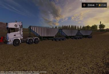 MBJ Semi trailer v2.0