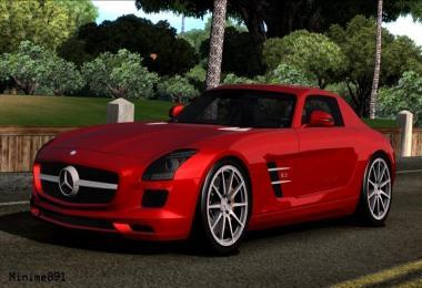 Mercedes Benz SLS AMG 2.0  (1.27)