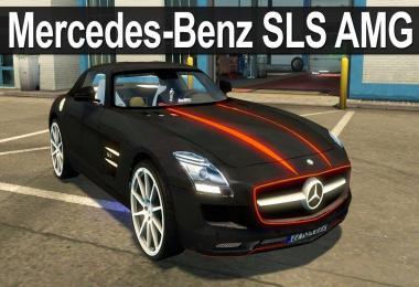 Mercedes Benz SLS AMG v2.1 (1.27)