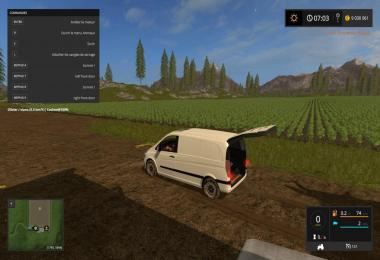 Mercedes Benz VIANO+TOWHITCH v1.0