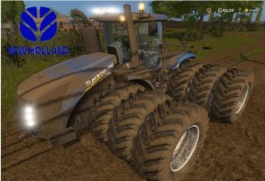 New Holland T9.450 Farming Simulator 2017 v2.0
