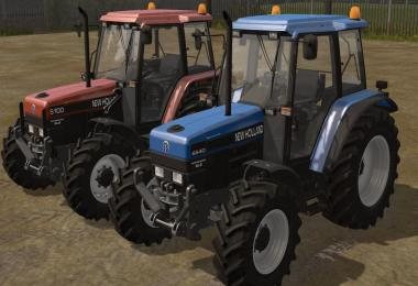 New Holland 40s and S series v2.0