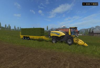 New Holland Power Baler V1