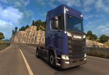 New Scania R 2017 Truck v1.0