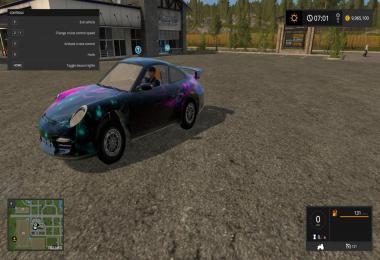 Porsche 911 GT2 SpaceSkin v1.0