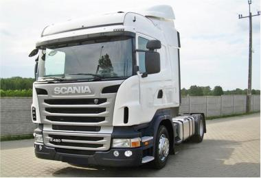 Real Sound SCANIA DC12.420 v1.0