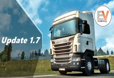 Real Sound Scania R DC12 420 EEV E5 Engine voice records v1.7