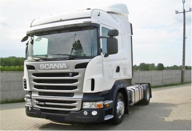 Real Sound Scania R, G 420 DC12 420 EEV E5 Engine voice records