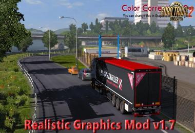 Realistic Graphics Mod v1.7 (1.27.x)