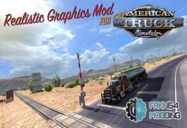 Realistic Graphics Mod v1.7 + Alternative HDR (v1.6.x)