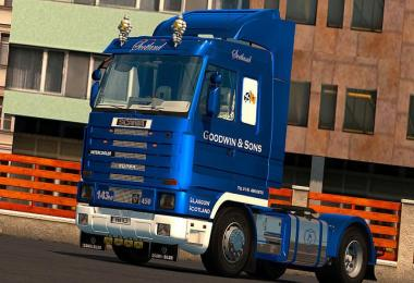 Scania 143m – Edit by Ekualizer v4.0 for 1.27