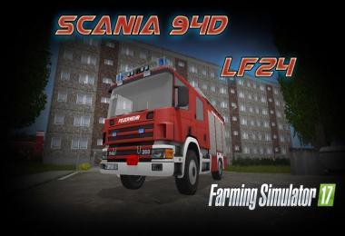 Scania 94D LF24 v1.0 Ostern