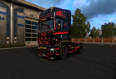 SCANIA CLUB GERMANY Skin for RJL