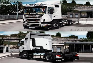 Scania G420 + Tırsan v3.0