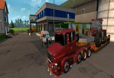 SCANIA ILLEGAL T v1.1 (1.27)