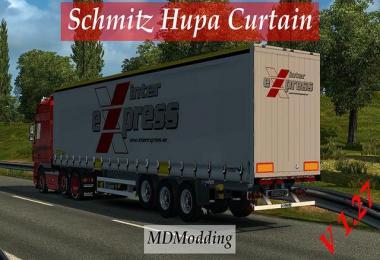 Schmitz Hupa Curtain 1.27