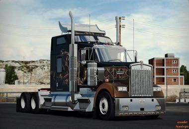 SCS Trucks Extra Parts v1.6 for ATS