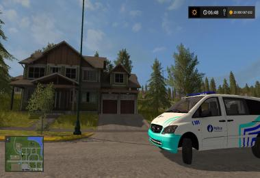 Skins for Mercedes Benz Vito v1.0