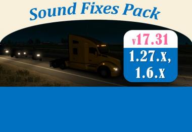 Sound Fixes Pack v17.31