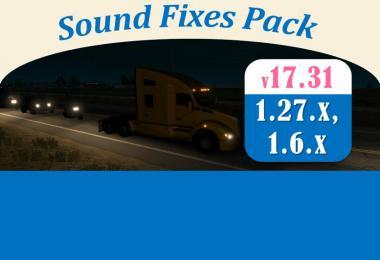 Sound Fixes Pack v17.31