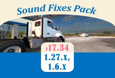 Sound Fixes Pack v17.34