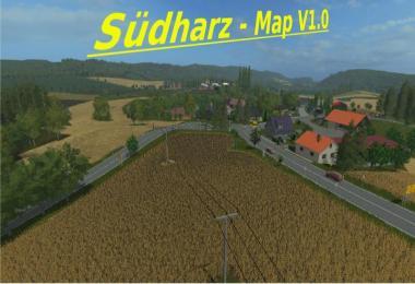 Sudharz Map v1.0