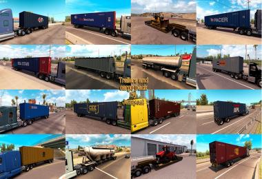 Trailers and Cargo Pack by Jazzycat v1.4