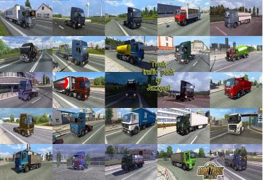 Truck Traffic Pack by Jazzycat v2.5