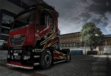 Tuning Iveco Hiway by Afrosmiu