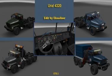 Ural 43202 – by Ekualizer (1.27) v1.0