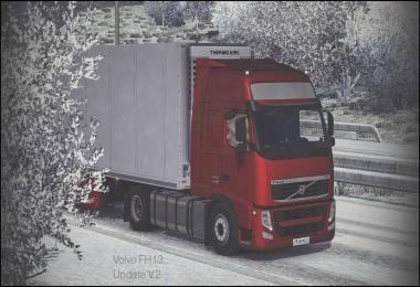 Volvo FH13 440 [1.27.x] v1.0