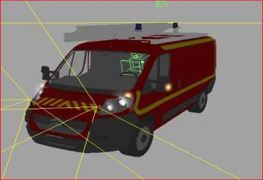 VTU Citroen jumper L1H1 v1