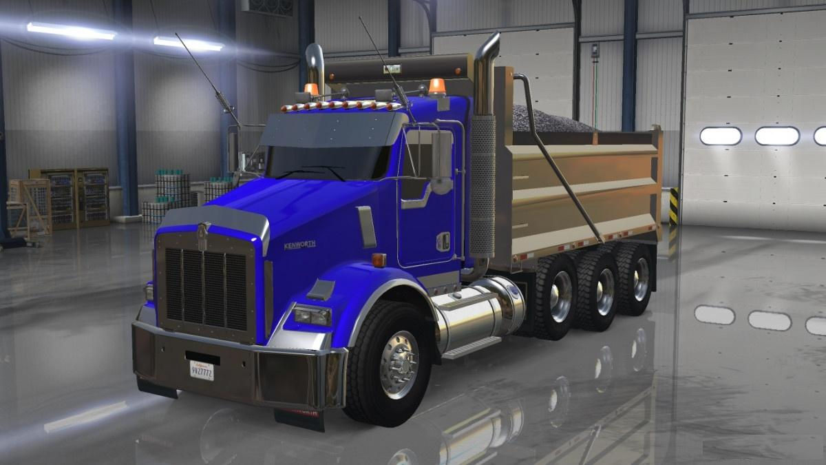 Kenworth T800 Update