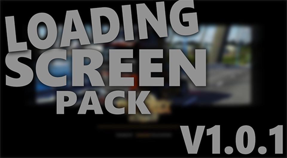 Loading Screen Pack V1.0.1