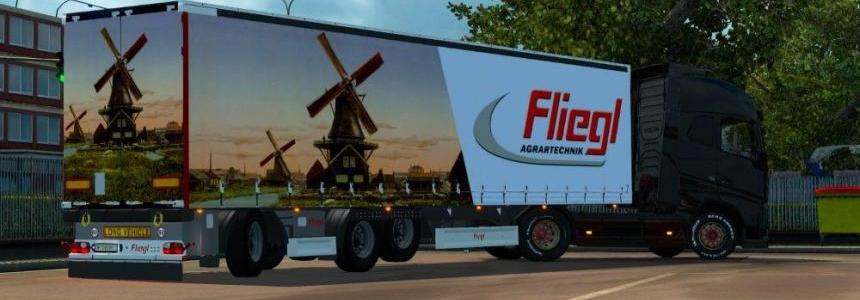 Fliegl Agrar Trailer 1.27