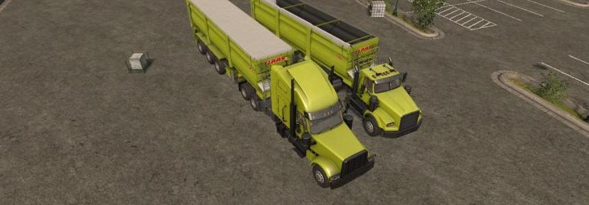 American Truck Pack And Krampe SB3060 v7.0
