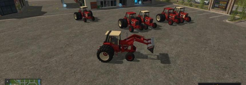 International Harvester 86 Series Pack v1.0