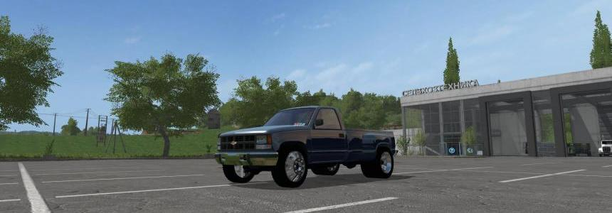 Chevy 3500 hd v1.1