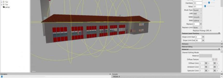 Fire Station v1.0