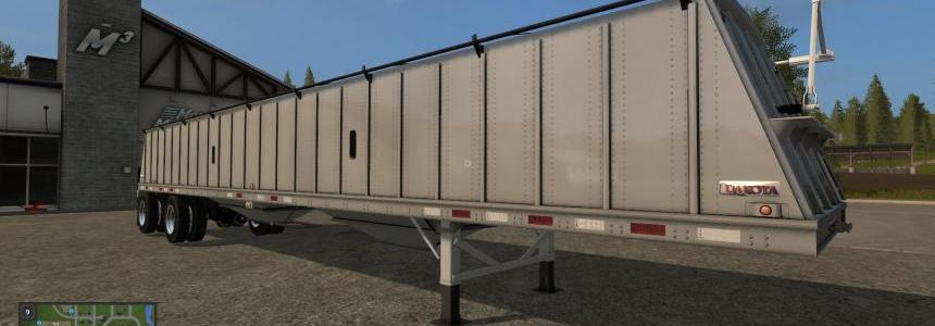DAKOTA 48FT SPREAD AXLE TRAILER v1.0