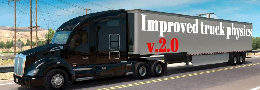 Improved truck physics v2.0