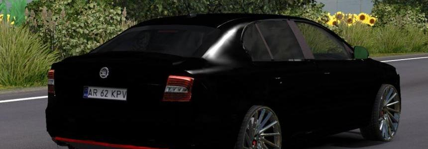 Skoda Octavia RS 2016 Sedan v0.5