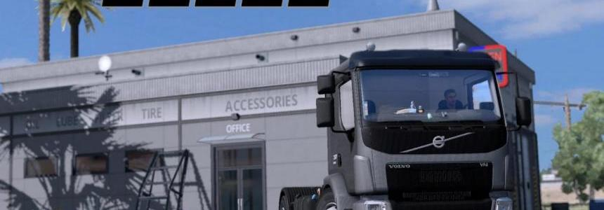 Volvo VM 2015 for ATS