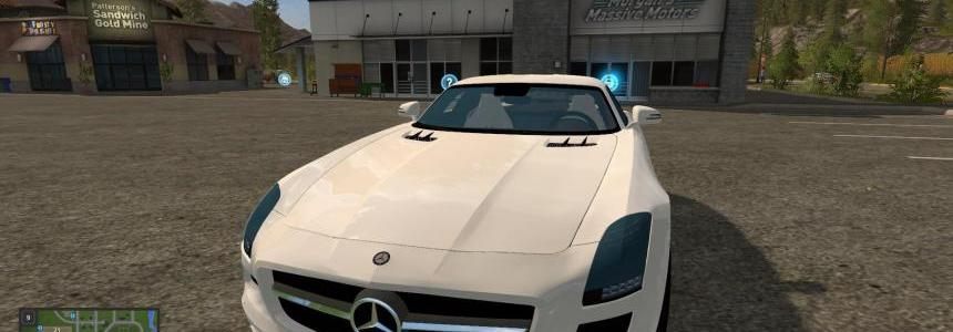 Mercedes SLS AMG v1.0