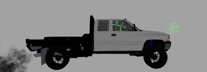Second Gen Flatbed v1.0