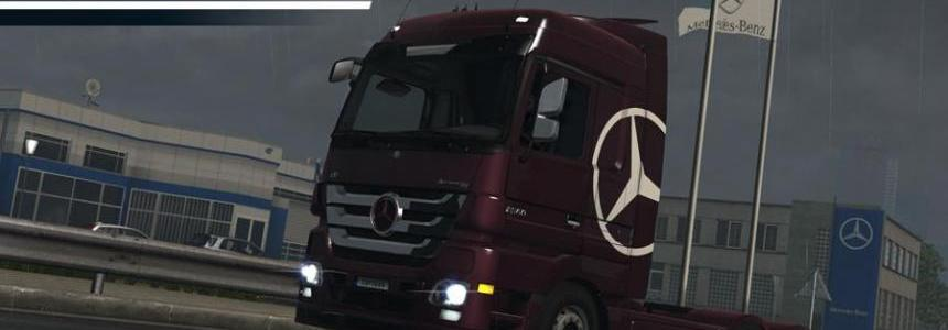 Mercedes Actros MP3 Reworks – ByCapital v1.2