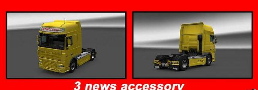 Accessory Daf XF 105 by SCS 1.27